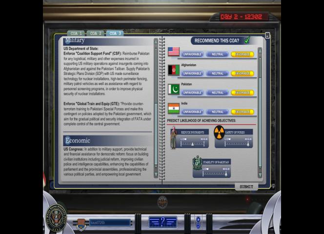SIM Screenshot 1