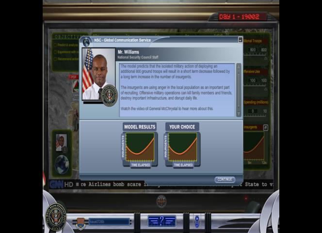 SIM screenshot 2